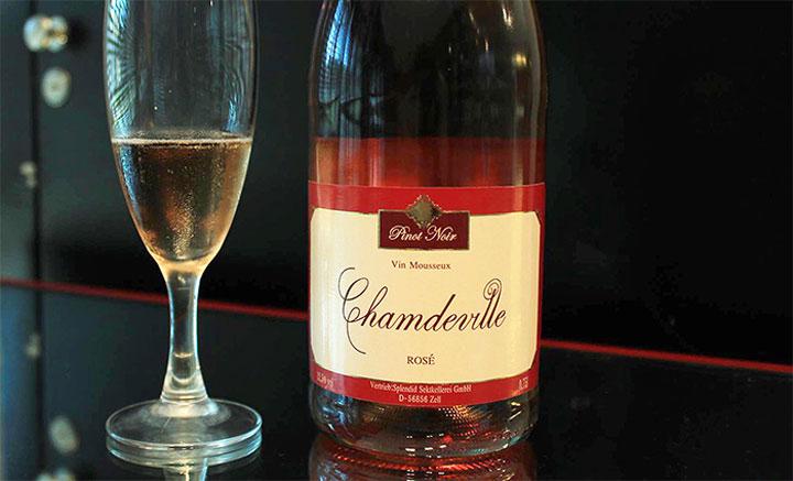 Chamdeville, Pinot Noir Rose