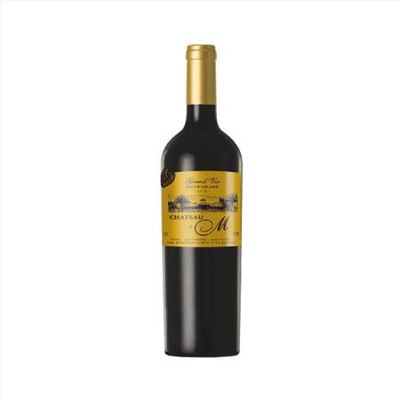"""CHATEAU DE M """"Grand Vin Gold Label"""" 2012"""